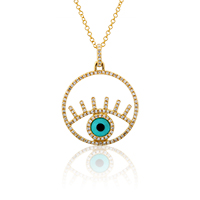 Hipster Evil Eye & Hamsa Collection